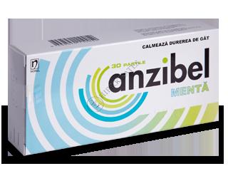 Анзибел мята