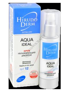 Biokon Hirudo Derm Extra-Dry AQUA IDEAL pentru fata hidratantant de zi