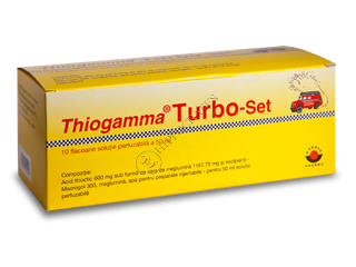 Thiogamma Turbo-set
