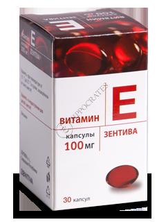 Витамин Е - Зентива