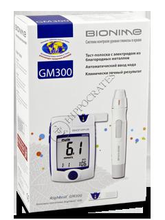 Биониме GM 300 глюкометр