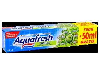 Зубная паста Аквафреш Herbal