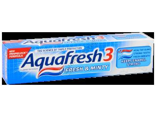Зубная паста Аквафреш Fresh and Minty