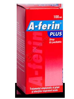 A-ferin Forte инструкция на русском языке - фото 3