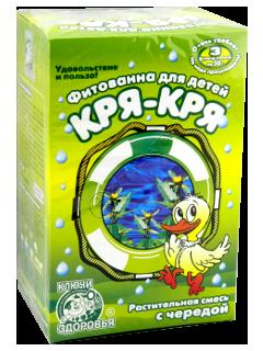 Fitobaie pentru copii Kria-Kria №1 cu dentita