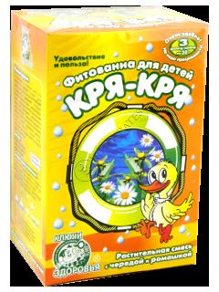 Fitobaie pentru copii Kria-Kria №4 cu dentita si musetel