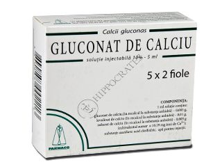 Кальция глюконат