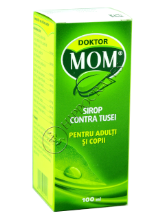 Doktor Mom Herbal Cough Syrup
