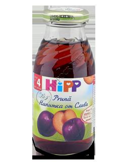 HIPP Suc din Prune (4 luni)