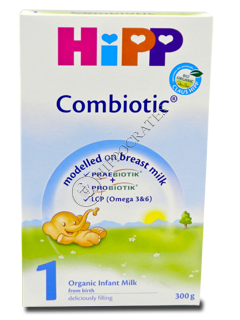 HIPP 1 Combiotic lapte
