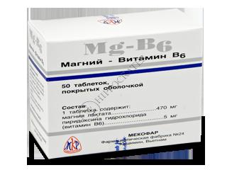 Магний-B6