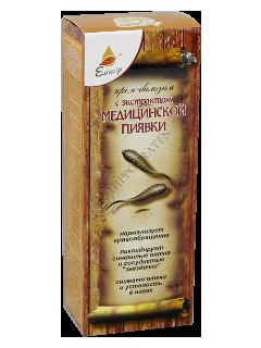Eliksir Retept Starini crema-balsam cu extract de lipitoare