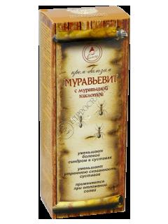Eliksir Retete Vechi Muravievit crema-balsam cu acid formic