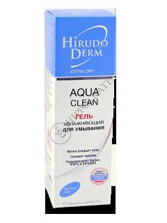 Биокон Гирудо Дерм Extra-Dry AQUA CLEAN гель для умывания