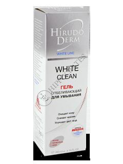 Биокон Гирудо Дерм White Line WHITE CLEAN  гель для умывания