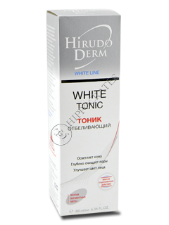Биокон Гирудо Дерм White Line WHITE TONIC тоник отбеливающий