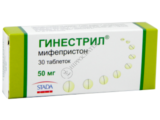 Лекарства в аптеках подольска гинестрил