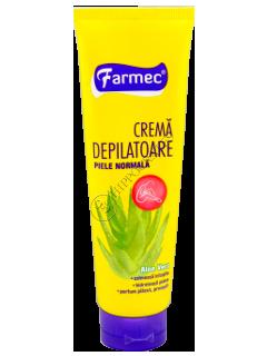 Farmec crema depilatoare pentru piele normala