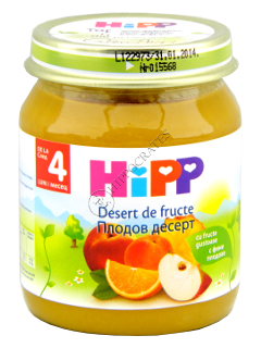 ХИПП Десерт с Фруктами (4 месяца)