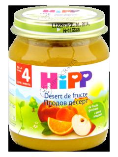 HIPP Desert cu Fructe (4 luni)