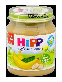 HIPP Piure de fructe prima Banana (4 luni)