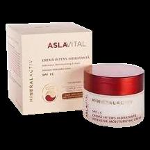 Аславитал Mineralactiv интенсивно увлажняющий крем SPF 15, 50 мл