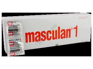Маскулан тип 1 Максимальная чувствительность