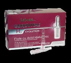 Геровитал H3 Evolution ампулы с гиалуроновой кислотой