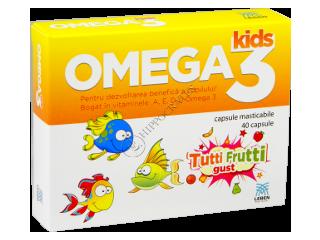 Omega 3 Kids Tutti-Frutti Leben