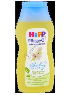 HIPP BabySanft ulei hidratant p/u copii