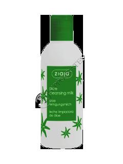 Зиажа Aloe молочко очищающее для сухой и нормальной кожи