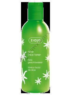 Зиажа Aloe тоник для  лица для сухой и нормальной  кожи 200 мл