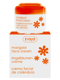 Зиажа Marigold Крем с календулой для лица для нормальной, чувствительной и сухой кожи 50мл