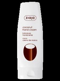 Ziaja Coconut line Crema de maini de nuca de cocos