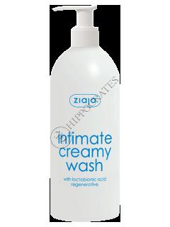 Зиажа Intimate Интим крем-мыло с лактобионовой кислотой с дозатором 500мл