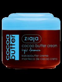 Ziaja Cocoa Butter Crema cu unt de cacao pentru ten uscat şi normal
