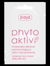Ziaja PhytoActiv masca de relaxare pentru ten delicat