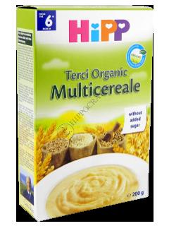 HIPP Terci organic multeceriale