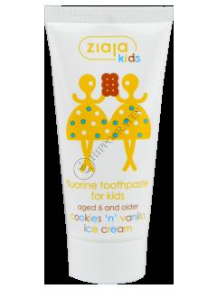 Ziaja Kids Pastă de dinţi pentru copii