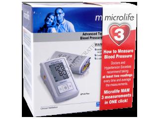 Микролайф BP A 3 Plus тонометр автомат