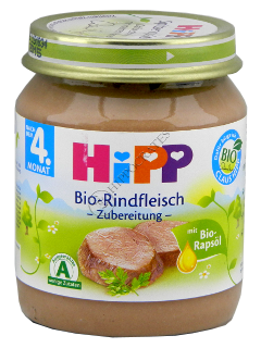HIPP Carne BIO de vita