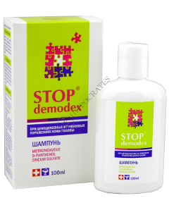 STOP DEMODEX sampon