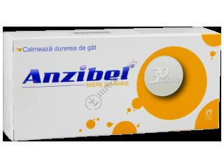 Анзибел мед и лимон