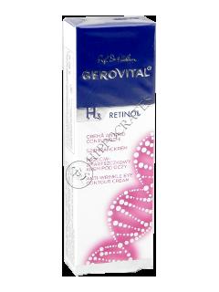 Геровитал Н3 Retinol крем от морщин вокруг глаз
