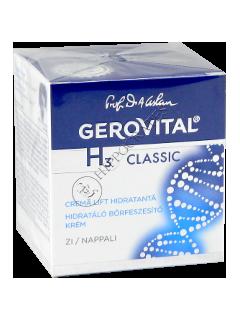 Геровитал H3 Classic увлажняющий дневной крем лифтинг