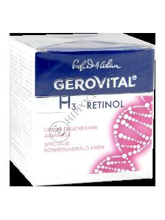 Геровитал Н3 Retinol  регенерирующий крем