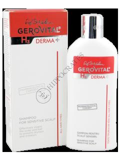 Геровитал  H3 Derma+ шампунь для чувствительной кожи головы 200 мл