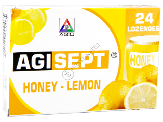 Agisept Honey Lemon