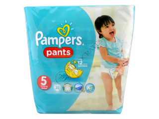 Pampers PANTS 5 №22 12-18 kg