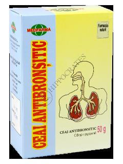 Ceai antibronsitic